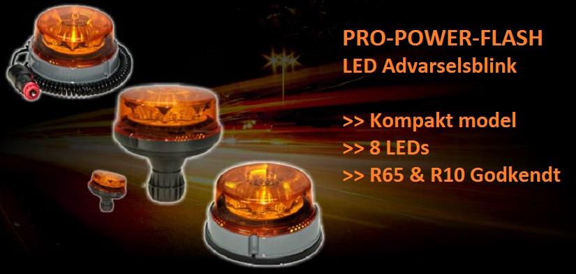 Advarselsblink LED | Stort udvalg