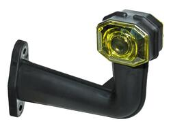 LED Slingrelygte Superpoint 24V flexibel arm 90 grader. vare nr. 40167004.
