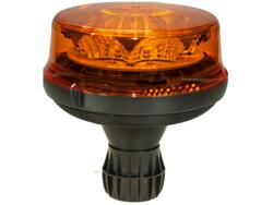 LED advarselsblink PRO-POWER-FLASH 12V/24V. Flexibel fod til stangmontering. ECER10/ECE R65E. Proplast 40551201.