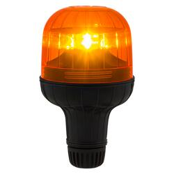 Advarselsblink Eurorot LED orange stangmontering. Sirena nr. 75295.