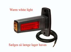 LED slingrelygte PRO-SUPER-JET Warm white light - 2800 K