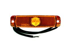 LED sidemarkering 12/24V