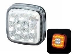 LED front blink-positionslygte 12/24V Proplast 40057911