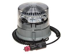 LED advarselsblink PRO-SUPER-FLASH 12V/24V magnet #proplast #advarselsblink