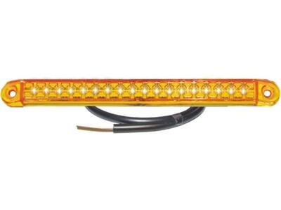 LED front blinklygte PRO-CAN XL 24V. vare nr. 40026011.