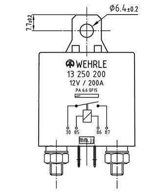 Wiring Diagram For Air Horns 12 Volt Replacement moreover 12v 200a Relay furthermore 12v 40a Spst Relay Diagram together with 1261 Oem Fog Lights How Wire Them furthermore Car Horn Wiring Diagram. on 12vdc horn relay diagram