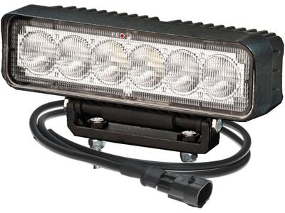 LED arbejdslygte PRO-POWER-ROCK 12-36V 4500Lm AMP Super Seal stik #NA239 #Amazone #Proplast #40467773