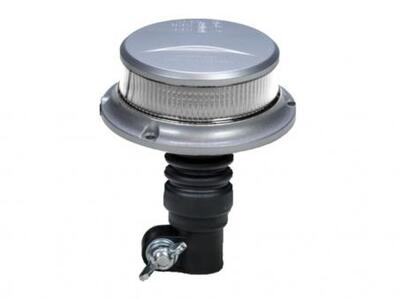 LED advarselsblink PRO-MULTI-FLASH II 12/24V klar glas, orange blink - Proplast 40599801.