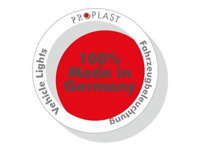 Proplast made in Germany