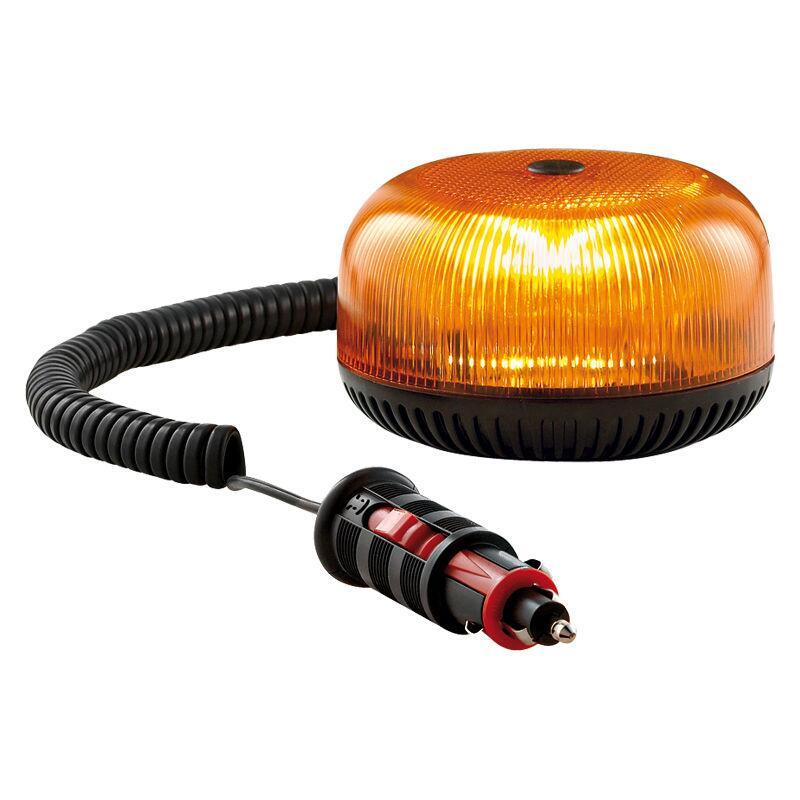 LED flash blink Crystal LED 8X M 12/24V magnet | SIRENA advarselsblink LED